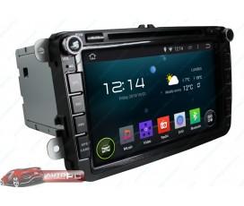 Штатная магнитола Skoda Universal - Android 4.4.4 - KLYDE