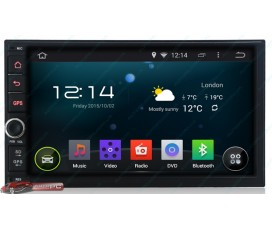 Штатная магнитола Nissan Navara - Android 5.1.1 - KLYDE