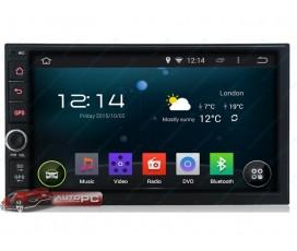 Штатная магнитола SsangYong Rexton II 2006-2012 - Android 5.1.1 - KLYDE