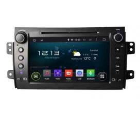 Штатная магнитола Suzuki SX4 2006-2012 - Android 5.1.1 - KLYDE