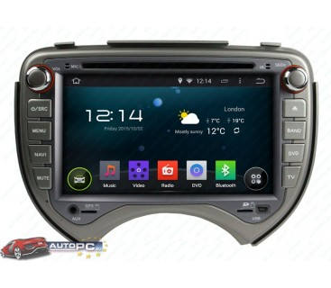 Nissan Micra K13 2010-2015 - Android 4.4.4 - KLYDE