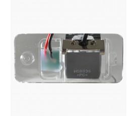 Камера заднего вида для Audi a3, a4, a6L, s5, q7 - PRIME-X