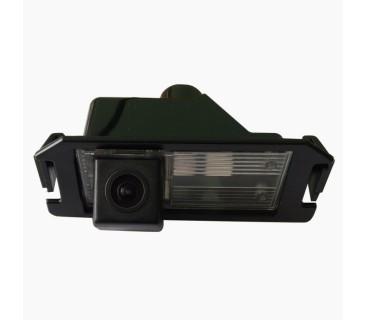Камера заднего вида для Hyundai Accent (2011+) н.в., KIA Pro Ceed, Rio 3 н.в. i30 2012 тип2 - PRIME-X
