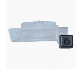 Камера заднего вида для Hyundai i40 (2011-н.в.), NF (2005-2008), Sonata (2005-2012), KIA Magentis (2008-2010) - PRIME-X
