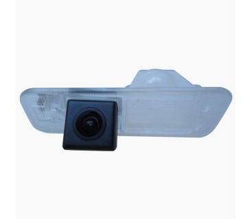 Камера заднего вида для Kia Rio II 4D/5D, Rio III 4D - PRIME-X
