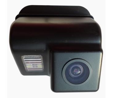 Камера заднего вида для Mazda CX-5, CX-7, CX-9, Mazda 6 II универсал (2008-2012) - PRIME-X