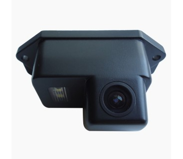 Камера заднего вида для Mitsubishi Lancer X / Outlander (2003-2007) - PRIME-X