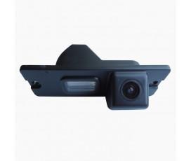 Камера заднего вида для Mitsubishi Pajero Wagon 3/4 (1999-2006, 2006+), Pajero Sport (1996-2009) - PRIME-X