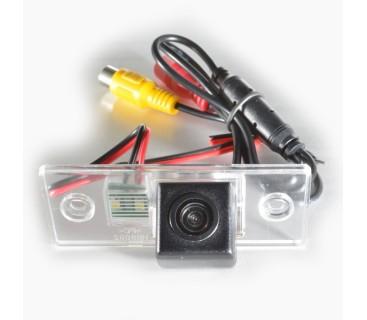 Камера заднего вида для Skoda Fabia I-II (1999-2013), Yeti (2009-2013) - PRIME-X