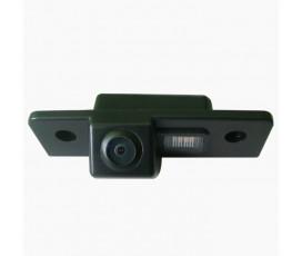 Камера заднего вида для Skoda Octavia A5 (2004-2013), Roomster (2006+)/ Ford Fiesta ST (до 2008) - PRIME-X
