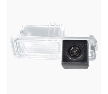 Камера заднего вида для Skoda SuperB II / Seat Leon (2005-2009), IbizaH/B (2008+), Altea (2005+) - PRIME-X