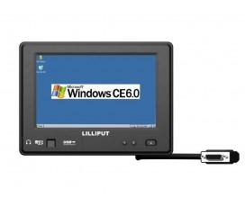 Lilliput PC-765 - мобильный терминал данных 7 дюймов