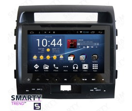Штатная магнитола Toyota Land Cruiser 200 2008-2015 - Android 8.1 (9.0) - SMARTY Trend