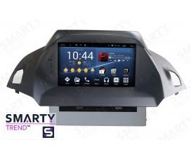 Штатная магнитола Ford Kuga 2013+ - Android 8.1 (9.0) - SMARTY Trend