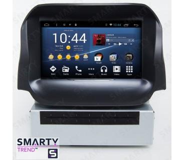 Штатная магнитола Ford Ecosport  - Android 8.1 (9.0) - SMARTY Trend