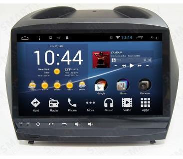 Штатная магнитола Hyundai ix35 - Android 8.1 (9.0) - SMARTY Trend