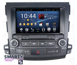 Штатная магнитола Mitsubishi Outlander XL 2005-2012 - Android 8.1 (9.0) - SMARTY Trend