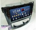 Штатная магнитола Nissan X-Trail 2014+ - Android 8.1 (9.0) - SMARTY Trend