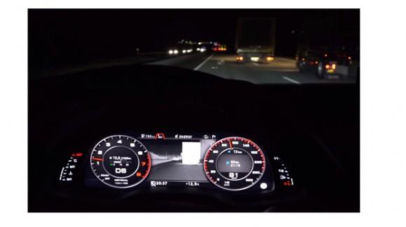 Система ночного видения для автомобиля. Альтернатива.