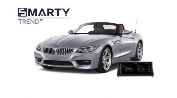 BMW Z4 E89 2015 - пример установки головного устройства