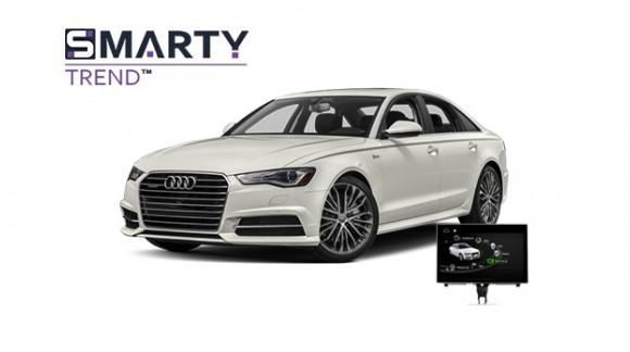 Audi A6 2012 - пример установки головного устройства