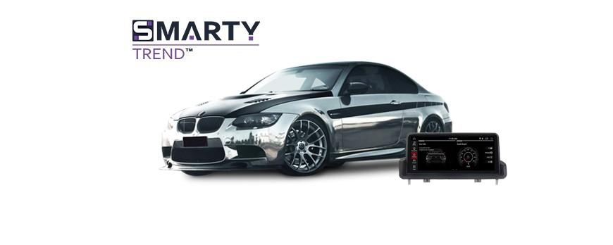 BMW 3 Series e90 2012 - пример установки головного устройства