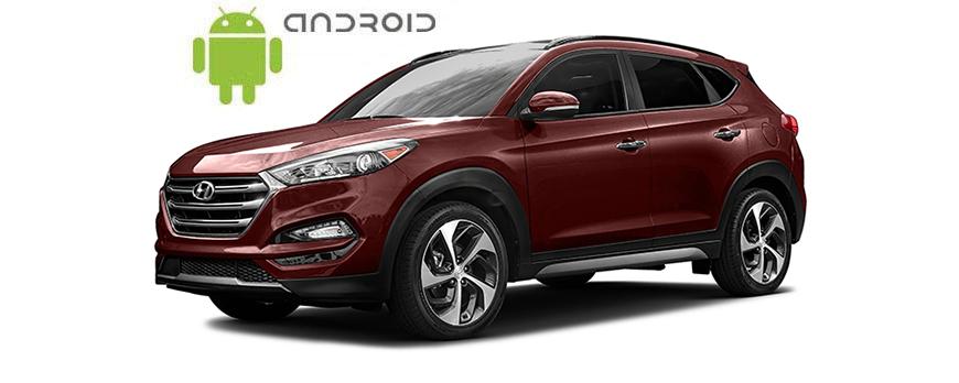 ШГУ Hyundai Tucson